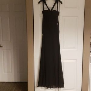White House Black Market Formal Gown Sz 2